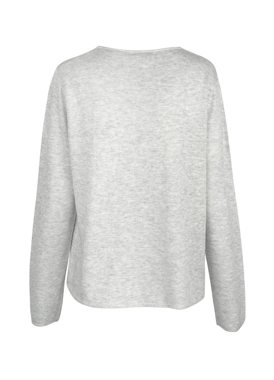 Amy Sweater Grey