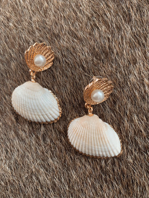 Lucky Pearl Earrings