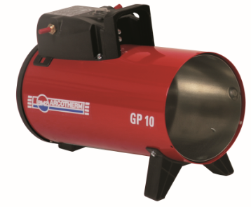 Direct LPG Space Heater