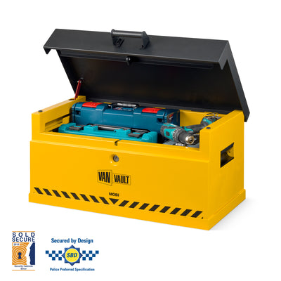 Van Vault Mobi - High Security mobile Tool Box