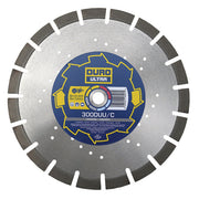 Duro DUU/C Diamond Cutting Blade 350mm/20mm Bore - Concrete & Building Material
