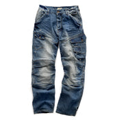 Scruffs Drezna Jeans - Stone Washed - View Sizes