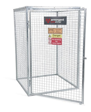 Armorgard GAS BOTTLE STORAGE CAGE (GGC6)