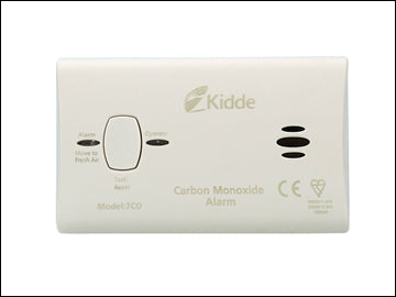 Carbon Monoxide Alarm - 10 Year Sealed Battery (Kidde)