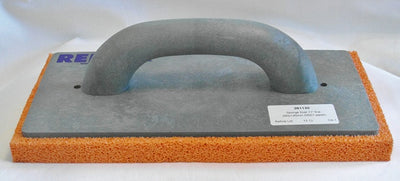 Refina Orange Plaster Sponge Float 280 x 140mm Fine, Medium or Coarse