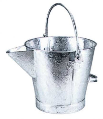 V Lip Bucket Galvanised