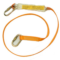 Safety Lanyards - Fall Arrest with Absorber 130kg  (LINCOLN)