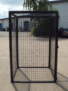 Gas Bottle Storage Cage GC30 H1800 x W1200 x D1200mm (9 x 47kg)