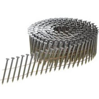 Bostitch 2.3 x 50mm Coil Nails Ring Shank Galvanised Pack of 13,200