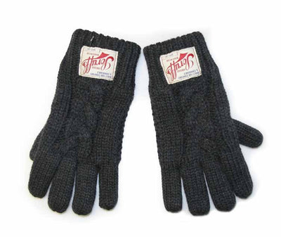 Scruffs Vintage Knitted Gloves