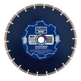 DURO DSBM Diamond Blade 125mm / 5in - Building Materials - View Cutting Details