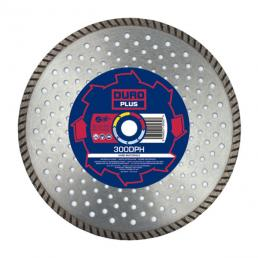 DURO DPH Diamond Blade 300mm / 12in - Hard Materials - View Cutting Details
