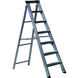 Youngman 8 Tread Steps Ladder Class 1