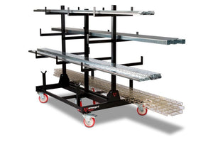 ARMORGARD PR2 MOBILE PIPE RACK 2 TONNE 1000mm x 1500mm x 1560mm