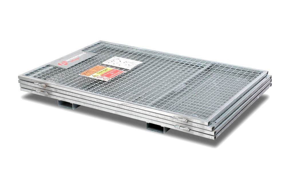Armorgard TC1.2 Collapsible TuffCage W1300 x D1240 x H1800 mm