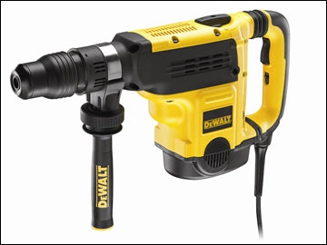 Dewalt DEWD25721K SDS Max Combination Hammer 7Kg 1350w 110v or 240v