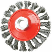 Twist Knot Wheel 115mm x M14