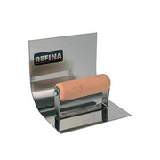 "Refina Coving Trowel - Radius 1"", 1.5"" or 2"""