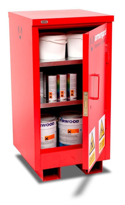 Armorgard FSC1 Flamstor Chemical & Flammable Liquid Storage Cabinet 500 x 530 x 980 mm
