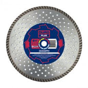 DURO DPH Diamond Blade 125mm / 5in - Hard Materials - View Cutting Details