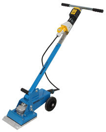 Tile Lifter - Vinyl Floor and Carpet Stripping Machine 110v