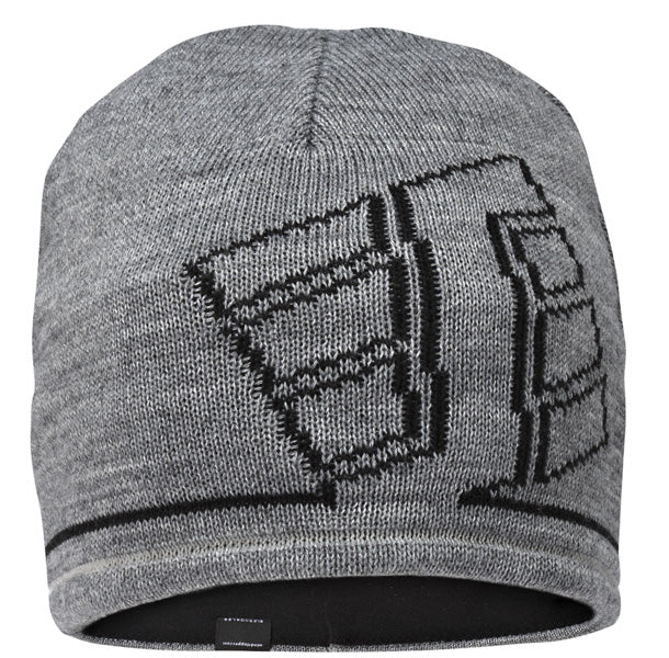 Snickers Windstopper Beanie Hat - Grey  bf851a826e9