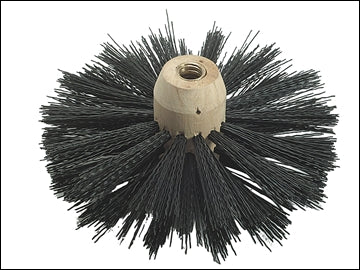Chimney Flue Brush - 9in (BAILEY)