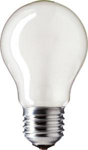 60W GLS Bulb ES (Box Of 100) 240V