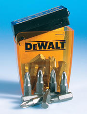 Dewalt Screwdriver Bits - 25 Pack of PZ2