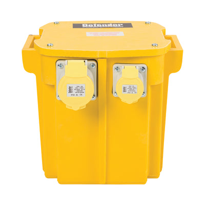 5kVA Transformer 1x 16A and 1x 32A Outlets 110V