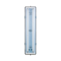2Ft - 2x 18W Encapsulated Fluorescent Fitting Only 240V