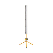 5Ft 58W Encapsulated Fluorescent On Fixed Leg Stand With PTP 110V