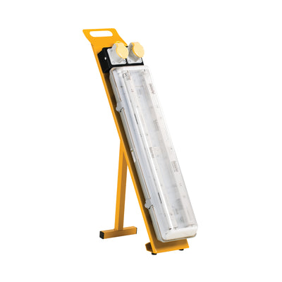 2Ft - 2x 18W Encapsulated Fluorescent Contractor Light With PTP 110V
