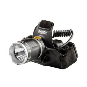 LED Rechargeable Aluminium Head Torch 10W