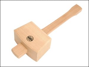Carpenters Mallet - Wooden Beech 125mm (EMIR)