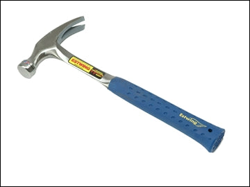 Estwing Straight Claw Hammer - 24oz Framing (ESTWING)