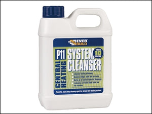 Heating System Cleaner - Heating Restorer - 1 Litre (EVERBUILD)