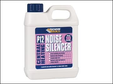 Central Heating  Noise Reducer - 1 Litre (EVERBUILD)