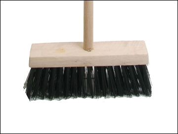 Sweeping Brush 325mm/13in PVC Bristles (FAITHFULL)