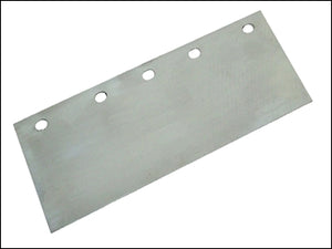 "Replacement Floor Scraper Blade - Heavy Duty 8"" / 200mm"