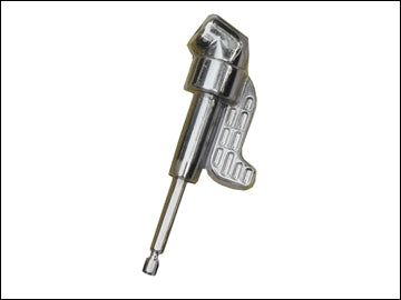 Angled Bit Holder 360 Degrees 1/4 Drive (FAITHFULL)