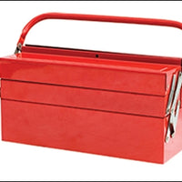Metal Cantilever Tool Box 19in 5 Tray (FAITHFULL)
