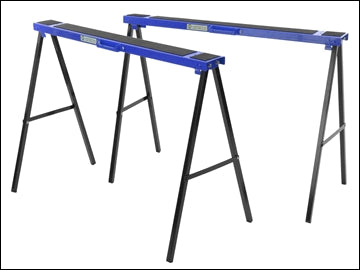 Work trestles - Steel Twin Pack (FAITHFULL)