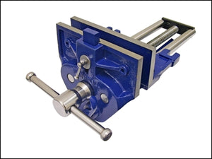 Woodwork Vice 7in Quick-Release with Dog (FAITHFULL)