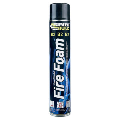 Fire Rated Expanding Foam - 750ml B2 Hand Held
