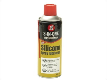 Silicone Grease Spray - 400ml 3 in 1