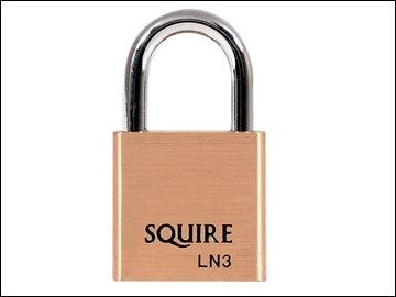 Padlock Brass Lion 30mm (SQUIRE)