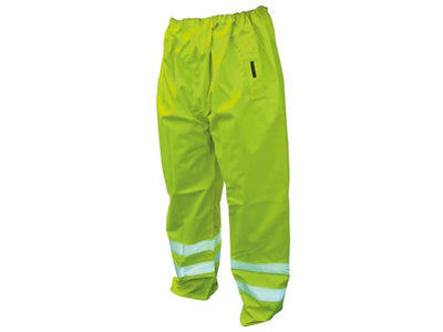 Hi Viz Trousers - Waterproof XL