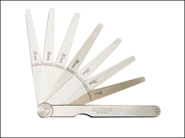 Feeler Gauge Set 8 Piece (STARRETT)