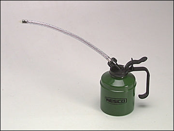 Wesco Oil Can - with 10in Flex Spout